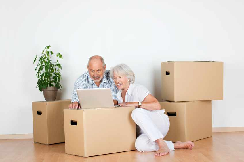 Seniorenumzüge berlin, ausland, umzugshelfer